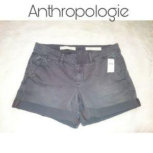 NWT Anthropologie Pilcro Hyphen Shorts